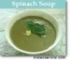 Norwegian Spinach Soup