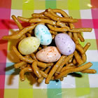 Jelly Bean Nests