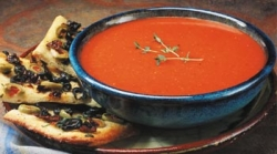Spicy Tomato Soup